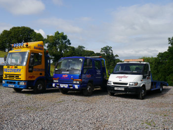 HGV Drivers, Vehicle Recovery and Repairs